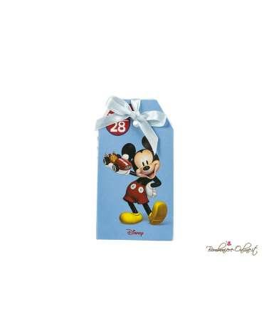 Scatolina a busta porta confetti Topolino/Minnie