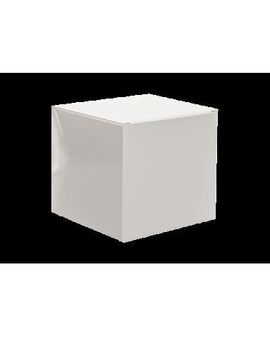 Bomboniera Nozze Scatola cubo con fiore crystal