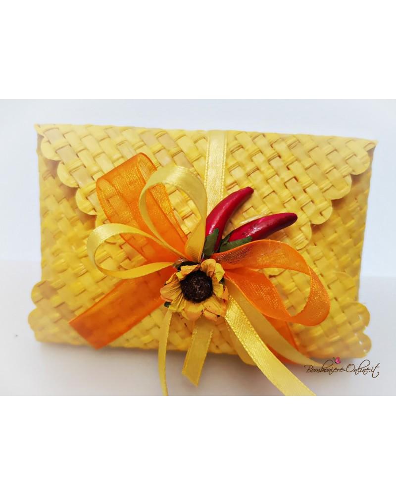 """Busta grande """"Sunflower"""""""