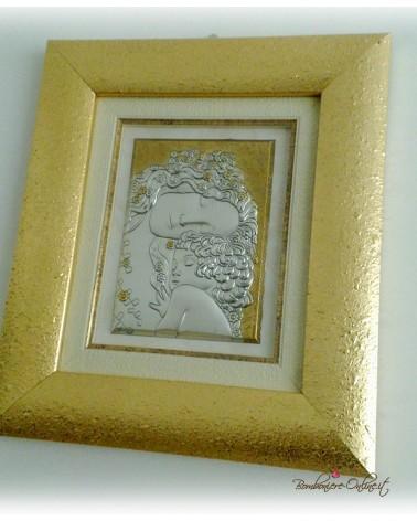 """Quadro piccolo  """"La maternità"""" di Gustav Klimt"""