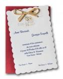 Partecipazione Wedding Bear