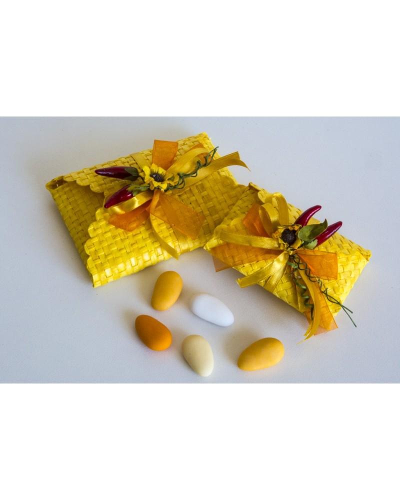 "Borsetta Bag 2 ""Sunflower"""
