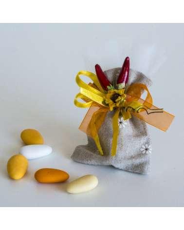 """Sacchetto cotone """"Sunflower"""""""