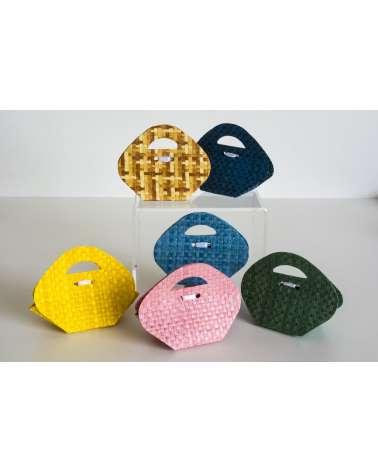 Portaconfetti in paglia di Firenze Bag 2