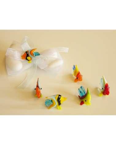 """Papillon 5 confetti  """"Fish"""""""