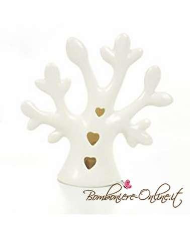 """Albero  stilizzato piccolo linea """" albero della luce"""""""