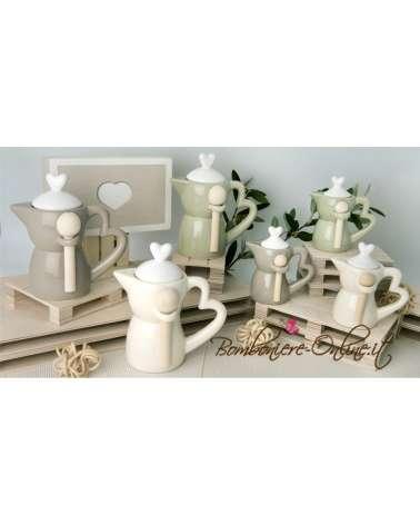 Caffè moka  media in ceramica