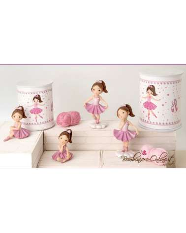"Ballerina alta serie ""Pink ballet"""