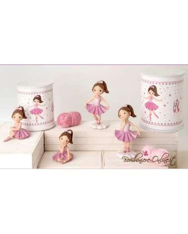 "Ballerina media serie ""Pink ballet"""