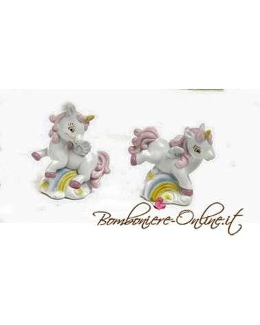 """Unicorno colore rosa collezione """" Baby Unicorn"""""""