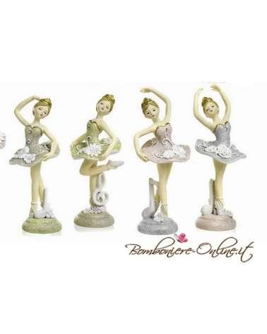 """Ballerina sulle punte collezione """" Danseur """". Prima Comunione bambina"""