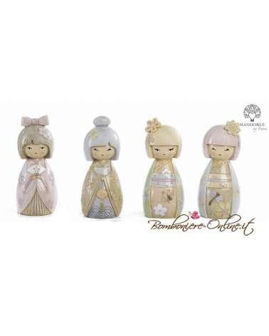 """Giapponesina collezione """" Yuuko"""". Bomboniera Comunione o Cresima per bambina"""