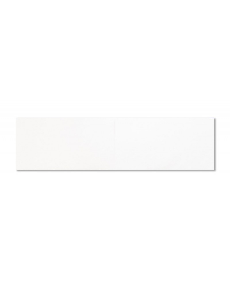 Biglietti bomboniera bianco