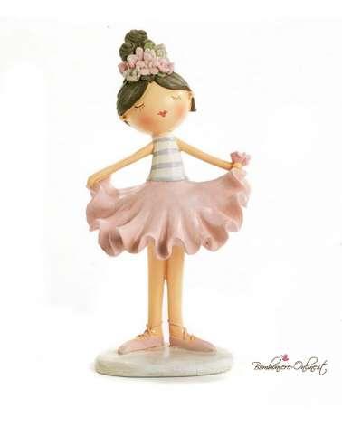 "Bomboniera Ballerina spiritosa grande ""Tender Dancers"""