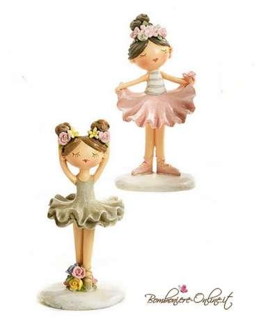 "Bomboniera Ballerina spiritosa ""Tender Dancers"""
