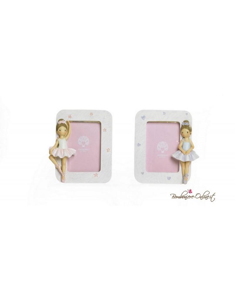Bomboniera Portafoto con Ballerina