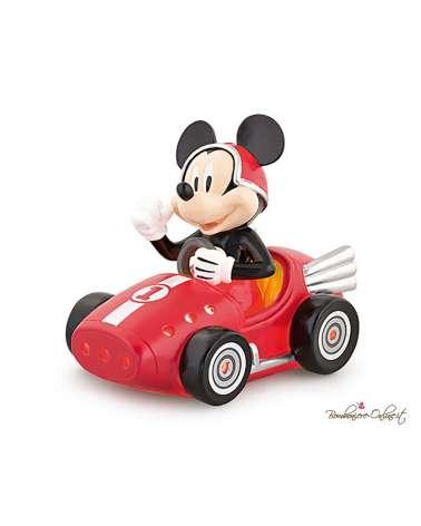 Bomboniera Lampada Michey Mouse con auto